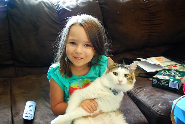 Savannah and Sophie