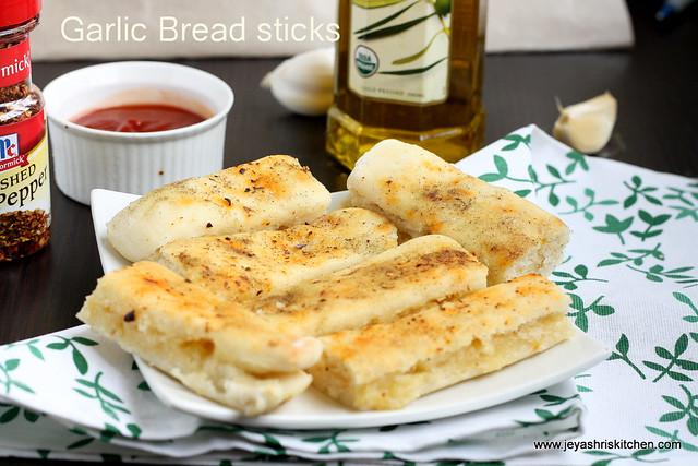 Garlic bread sticks 2