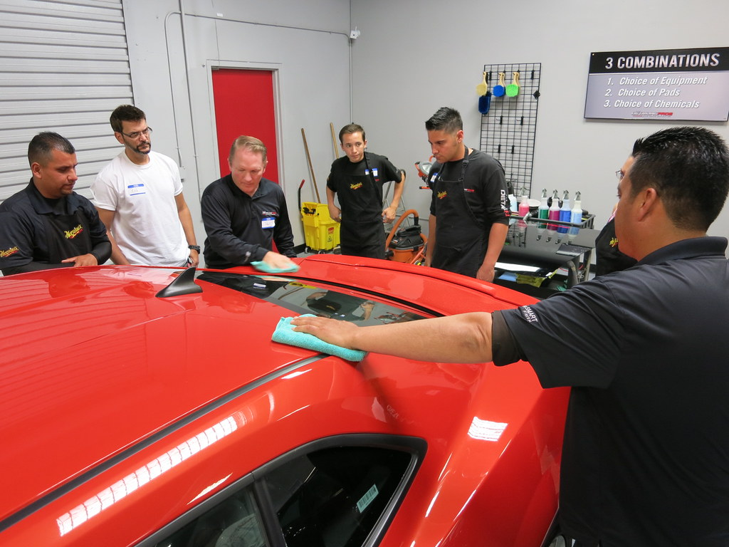 2013 California Car Care Expo Day 2 Demonstration