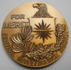 CIA Medal of Merit obverse