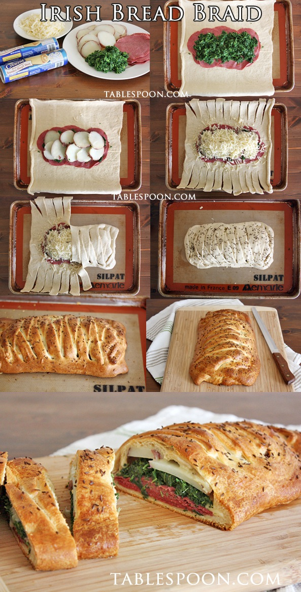 Irish Bread Braid
