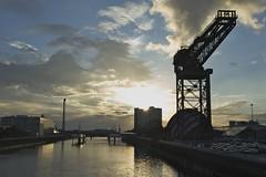 Glasgow-SECC-River Clyde-2013