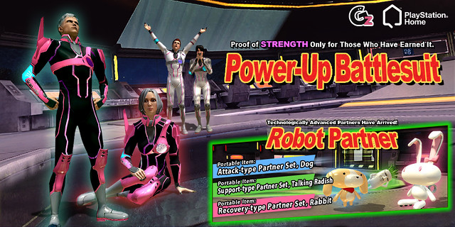 PlayStation Home Update 7-31-2013