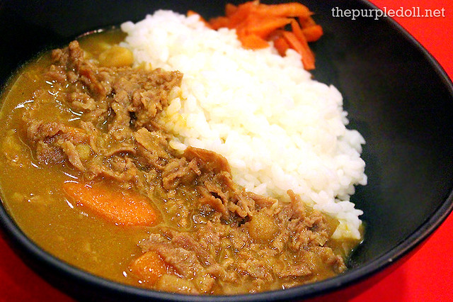 Beef Curry (P358)