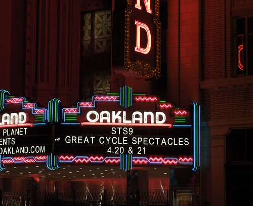 Fox Oakland Theater - 1807 Telegraph Avenue, Oakland by Anomalous_A