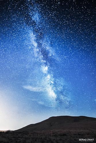 sky mountain night stars nikon exposure 28 libya milkyway d600 14mm gharyan rokinon