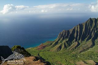 Kalalau Valley Lookout, Kauai