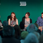 Edwin Morgan Poetry Award event |