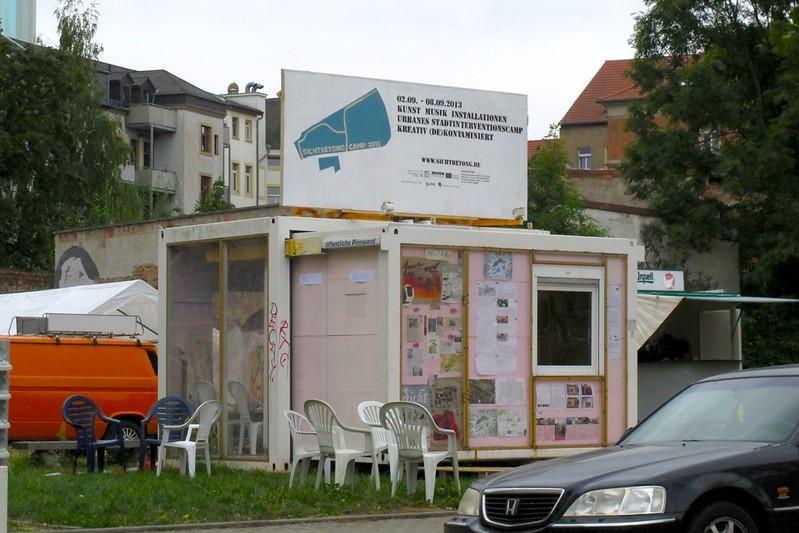 sichtbetong - info offsping kiosk
