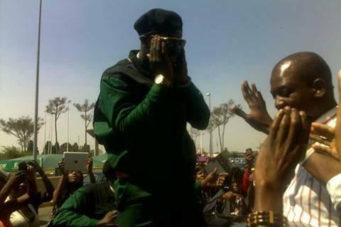 Elikem in Zimbabwe