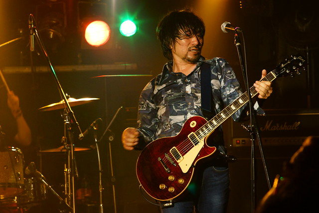 THE ELECTRIC EEL live at ShowBoat, Tokyo, 07 Sep 2013. 293