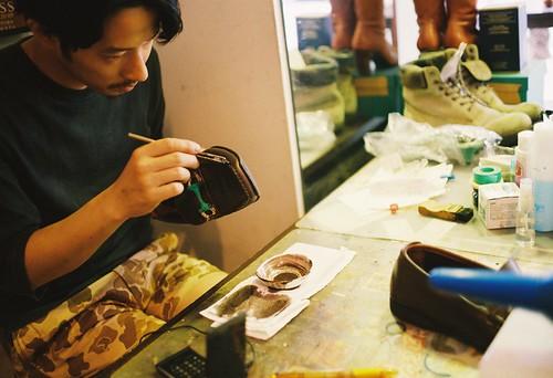 an artisan
