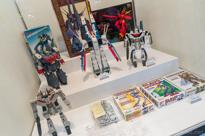 キャラホビ2013-リアルロボット博物館-DSC00506