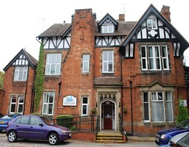 Delivery Day again! 18th September 2013. The Grove Care Home, Solihull.