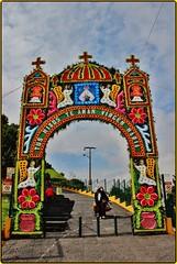Santuario de la Virgen los Remedios (San Andrés Cholula) Estado de Puebla,México.