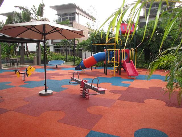 Thú nhún, xích đu, lắp đặt sân chơi cho trẻ em- Hasake