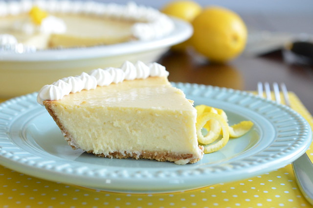 Lemonade Cheesecake