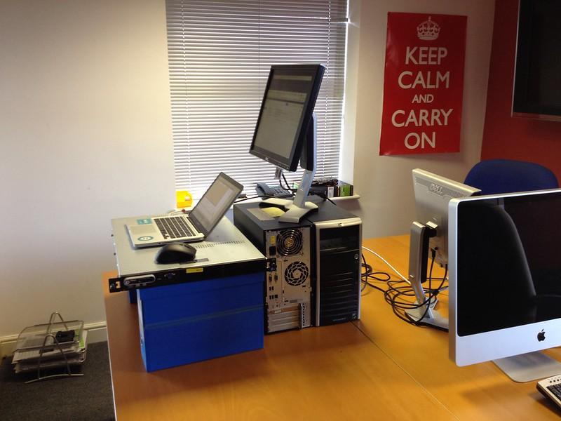 Standing Desks: Solved