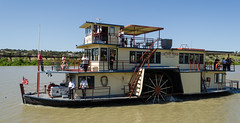 motor ship, vehicle, transport, ship, channel, paddle steamer, watercraft, boat, steamboat, waterway,