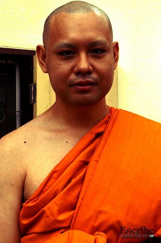 Ordenación monje budista17