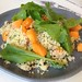 cous cous and apricot salad