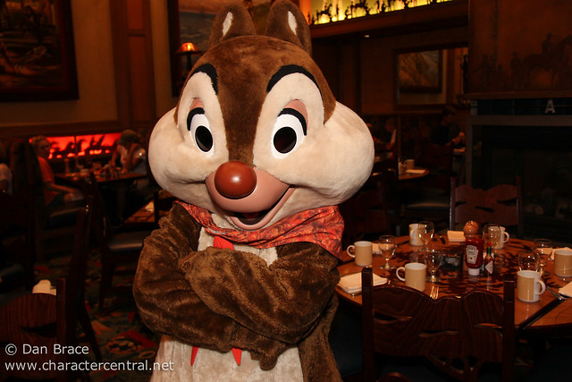 Chip 'n Dale Critter Breakfast