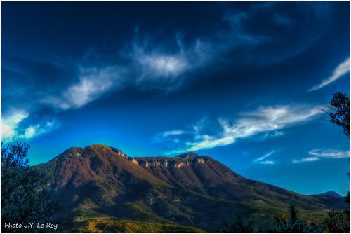 sky mountain france clouds montagne alpes lumix europe panasonic ciel provence nuages dignelesbains hdr cousson lecousson fz200