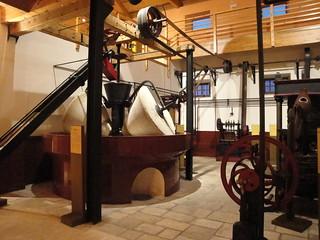 Museo del aceite.