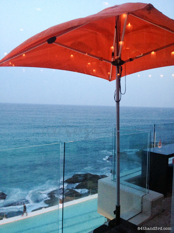 Aperol Sunsets at Bondi Icebergs