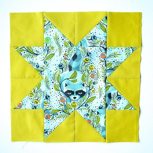Acacia Stars - block 1