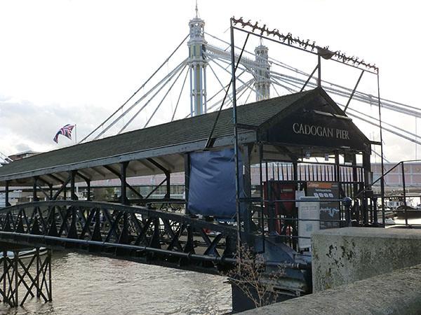 cadogan Pier