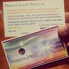 Love my new business card front and back! #Aannsha Jones #Beerwah #wetfelt #tarot #murals #relax #spiritualservices