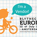 I'll be a vendor at BlytheCon Europe!