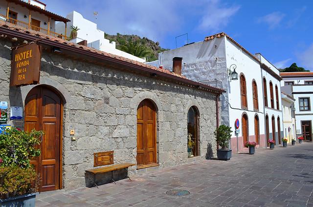 Hotel Fonda de la Tea, Tejeda, Gran Canaria