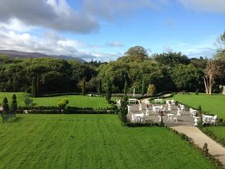 Gardens at Ballyseede Castle