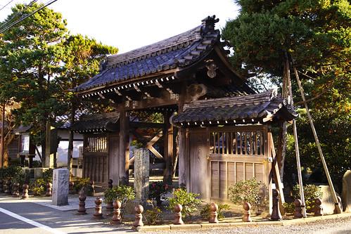 寺門 by leicadaisuki