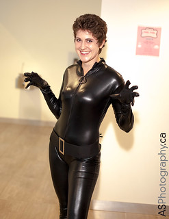 Catwoman at Unplugged Expo 2