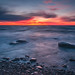 Ajax Waterfront Sunrise by Chris Noronha