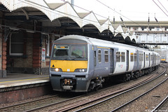 1Y31 0930 Ipswich to London Liverpool Street service...