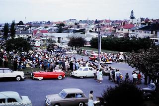 Slides NZ 1963 Timaru South Island.