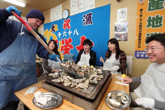 松島牡蠣 (3)