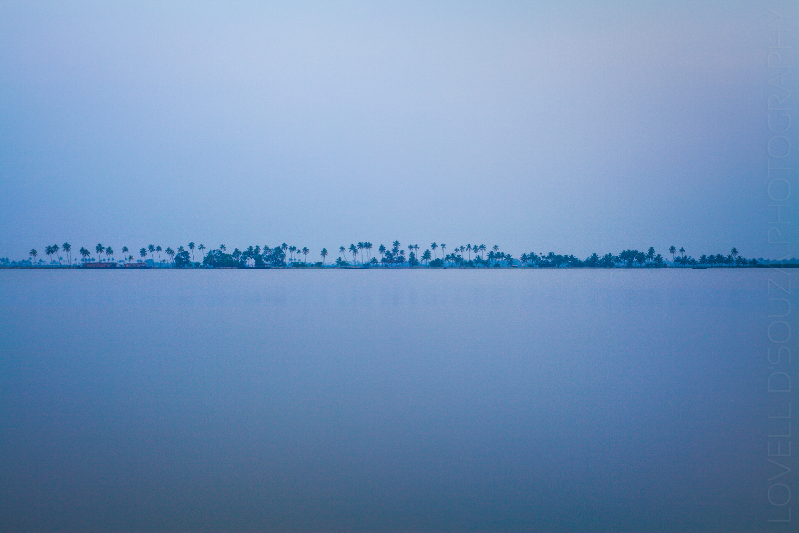 Alappuzha Backwaters at Dawn