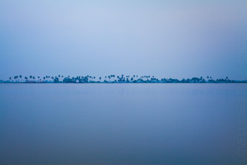 morning india sunrise dawn kerala backwaters alleppey alappuzha