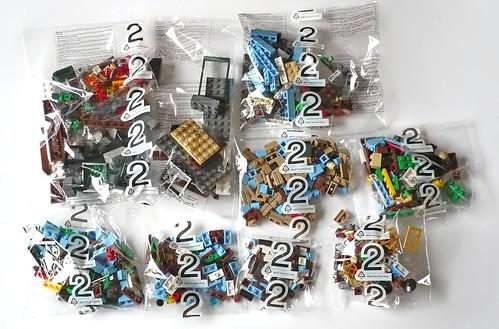LEGO 10229 Winter Village Cottage pack04