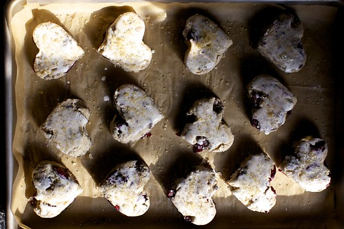 cherry chocolate chunk yogurt scones