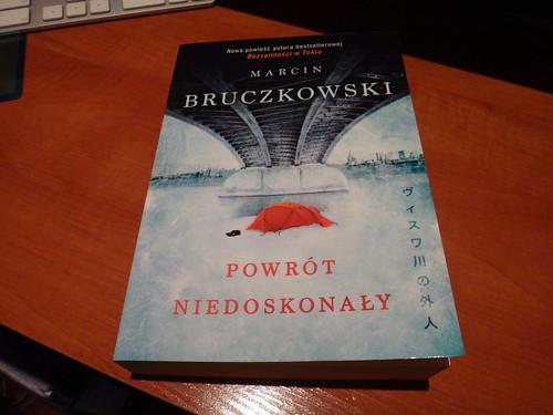 Powrót niedoskonały by M.Bruczkowski.