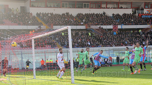 Catania-Bologna: commento