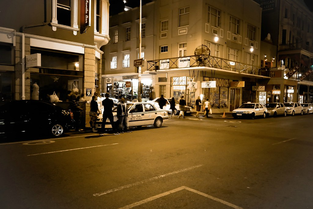 cape town street life