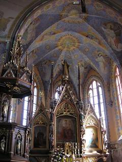 kościół Narodzenia Najświętszej Maryi Panny w Swarzewie na Kaszubach