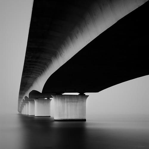 bw film landscapes florida fineart bridges 4x5 2009 largeformat tmax100 drumscan ringlingbridge ebonysv45ti sarasotabradenton jaspcphotography josesuro